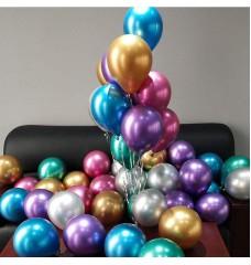 Krom balon 12 inç 30 cm