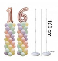 Balon Stand  Sütun 160cm