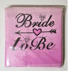 Bride Peçete 20'li