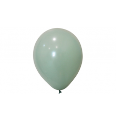 Küf Yeşili Pastel Balon 25-50-100 adet