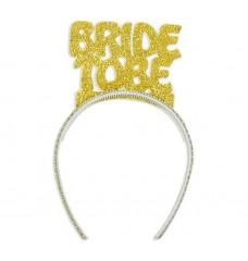 Bride Tobe Taç Evadan Gold-gümüş-pembe-Mor