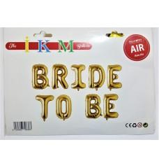 Bride Tobe Gold Set 35 cm