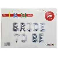 Bride To be Folyo Balon Set 35 cm