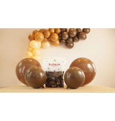 Çikolata Kahve Balon 25-50-100 ADET