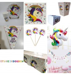 Unicorn Parti Seti