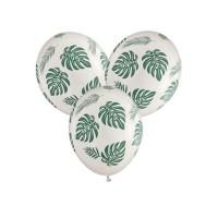 Yaprak Baskılı Balon 10-20-50-100 adet